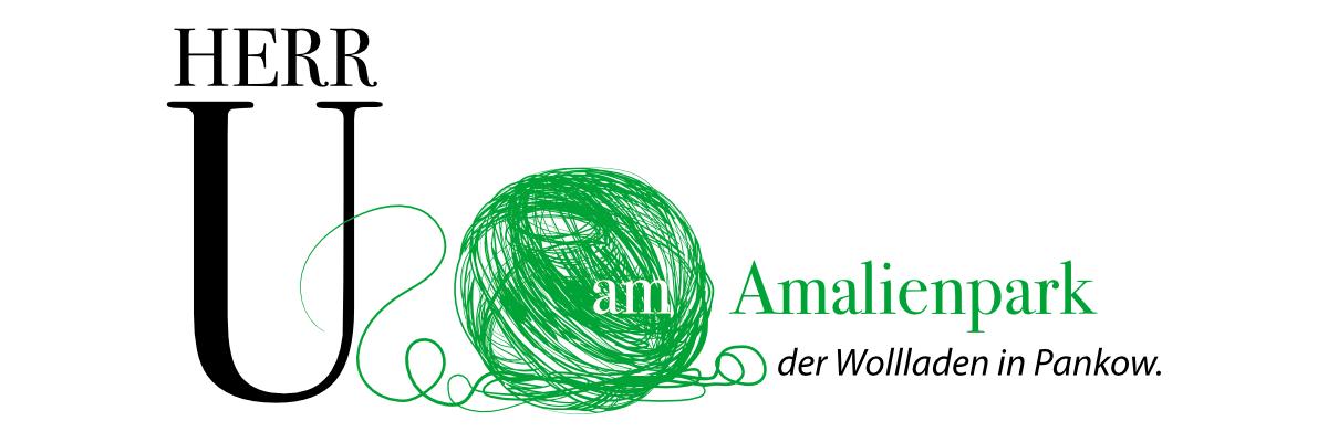 Herr U am Amalienpark